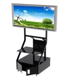 南京酷彩多媒体一体机支架电视触摸屏支架