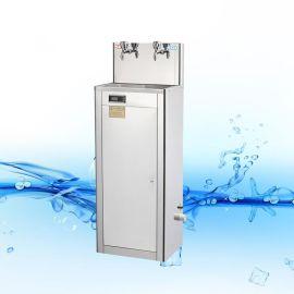 水之园SY-2E43*32*122CM一开一温全不锈钢高背板节能饮水机