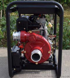 贝隆高扬程3寸柴油铸铁水泵扬程100米三寸柴油高压铸铁水泵