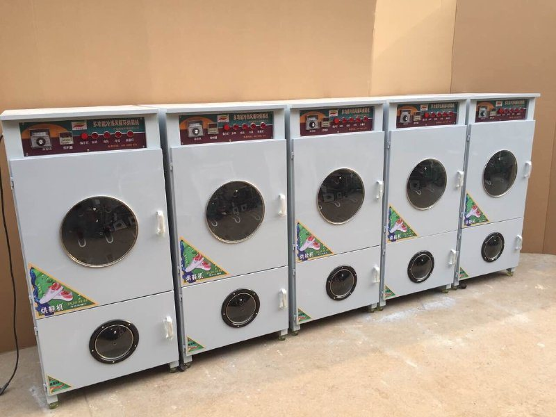 洗鞋店专用烘干机大容量8双烘鞋机、10双、15双、30双杀菌消毒烘鞋柜