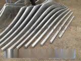 陕西弧形铝方通厂家批发-弧度铝方通吊顶厂家