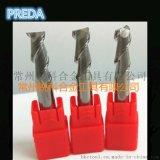 數控硬質合金鎢鋼拋光雙刃帶雙后角2刃鋁用銑刀