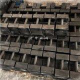 金昌20公斤计量检定锁型铸铁砝码