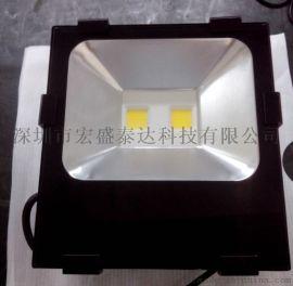 新款鰭片LED泛光燈LED投光燈LED廣告燈80W