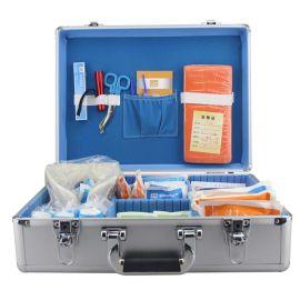 cror/科洛车用手提便携出诊医疗箱安全生产实验室急救箱ZS-L-004B