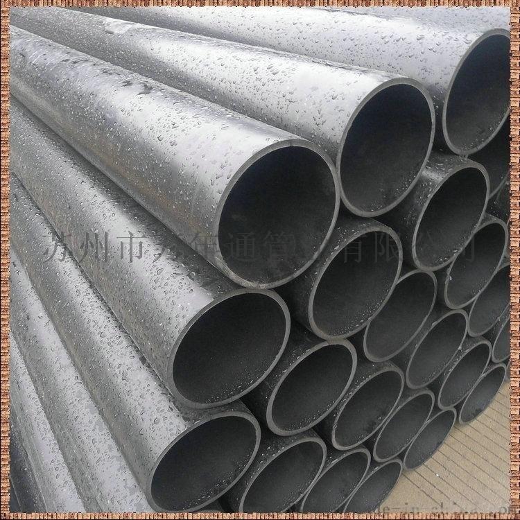 蘇州_HDPE同層排水管_HDPE生產廠家規格齊全