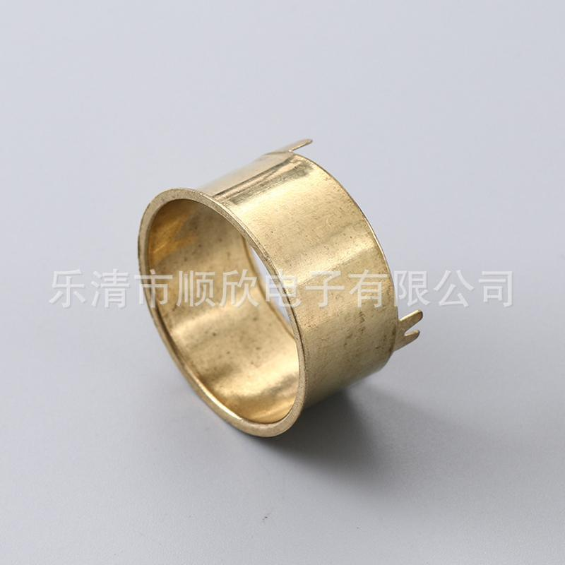 铜圈五金件,优质铜圈,电器五金配件铜圈