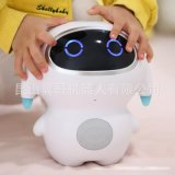 巴巴腾智能早教机器人 中英语幼儿益智玩具学习故事机 互动早教机