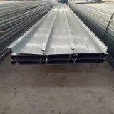 河北供应YXB65-170-510型闭口式楼承板 0.7mm-1.2mm厚 Q345B镀锌压型楼板 275克镀锌压型楼板