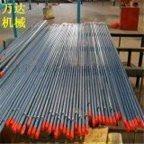 厂家直销B19钻杆 优质B19钻杆 锚杆钻杆