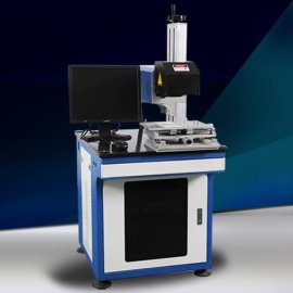 深圳石岩C02便携式激光打标机 金属光纤激光镭雕机