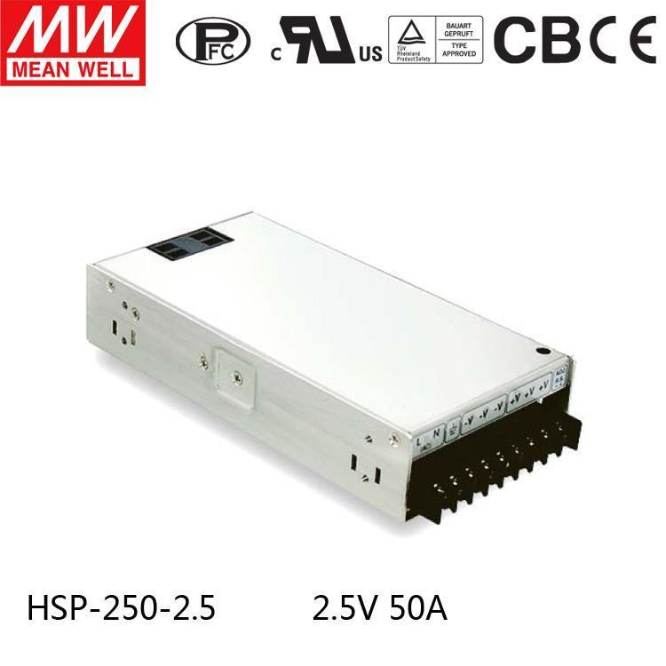 明纬电源 HSP-250-2.5**适合LED彩色大屏显示器应用