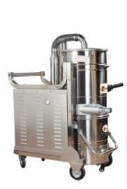 拓威克大功率工业专用吸尘器清理金属粉尘用吸尘器