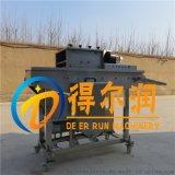 新品得尔润DR4四段式土豆片淋浆机 食品裹浆设备