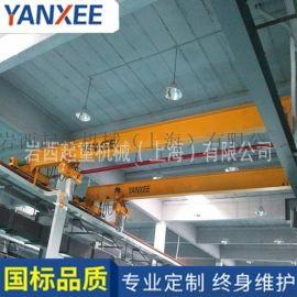钢结构组合起重机厢型梁结构起重机