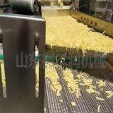 速冻薯条生产线设备 全套薯条设备 薯条油炸流水线