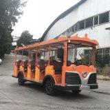 14座电瓶观光车景区旅游观光电动车新款电动小叮当车