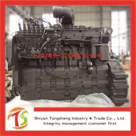 康明斯发动机QSL8.9-C360马力柴油机进口
