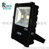 睿创100W黑金刚LED投光灯RC-TG0803