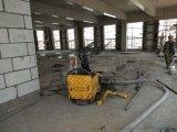 上海二次结构泵合作仲盛建设东郊商办中心项目