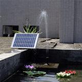 12V微形太陽能噴泉魚缸潛水泵太陽能水泵
