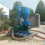 粉煤灰清庫裝車氣力輸送機 價格低農場補倉用輸送機