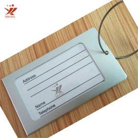 厂家定制行李牌创意金属登机牌箱包配件商务馈赠礼品