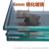 厂家直供上海6mm钢化玻璃 含税带票正规诚信经营 量大包送货