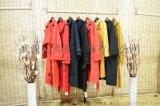 品牌女装折扣走份雪歌19年春装新款女式风衣外套