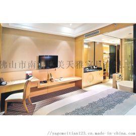 雅格美天酒店家具專業生產酒店客房家具批量銷售