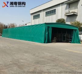 全国供应订做各尺寸大型推拉蓬推拉式帐篷生产厂家