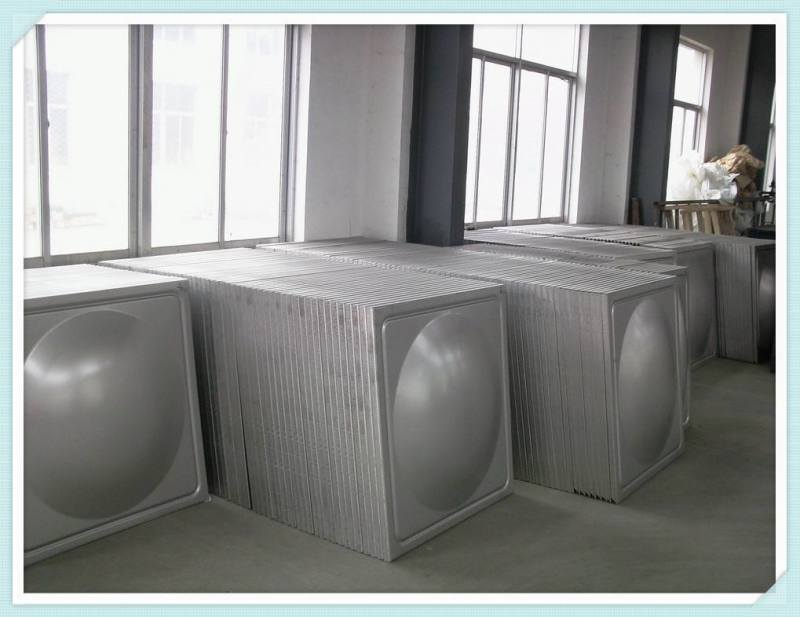 玻璃钢黑水箱 环保水箱的组成 不锈钢消防水箱