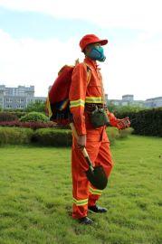 森林消防防火服