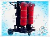 LYC-50B高精度手推式滤油机三级过滤