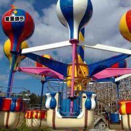 桑巴气球景区儿童游乐设备商丘童星游乐设备厂家供应