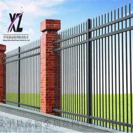 动物园钢制护栏,景点锌钢护栏,围墙隔离防护栅栏