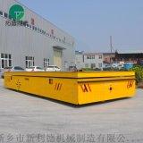 专利技术无轨平板运输车与坑洼地面机械式调整台面