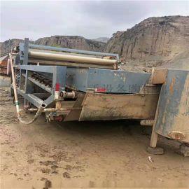 低价出售工地污水处理用二手3x12带式压滤机