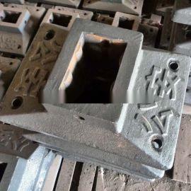 40公斤护栏铸铁底座规格400*280*150mm