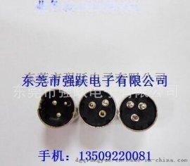 MD3P MD4P连接器,MINIDIN中鼎车针**,连接器端子