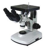 济南4XB双目倒置金相显微镜