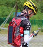 双肩骑行包太阳能轻便背心款户外休闲运动双肩背包配选配2L水袋
