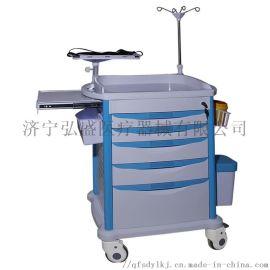 ABS抢救车医院用abs急救护理推车医院用送药器械