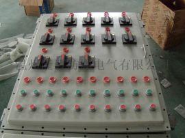 现场电机防爆控制柜