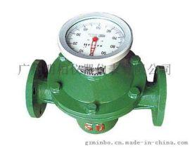 机械指针容积式齿轮流量计 明柏油表厂家
