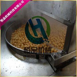 豆腐块油炸机  豆泡全自动油炸机机 豆泡油炸设备