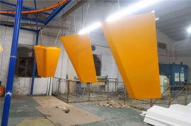 雕花外墙门头铝单板  椭圆形外墙造型铝单板