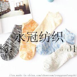 高配纯棉竹节纱 C21S平均竹节纱