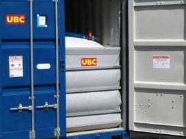 UBC Flexitanks(液體運輸袋)