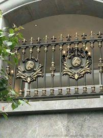 铝合金别墅庭院围栏自建房院子栏杆